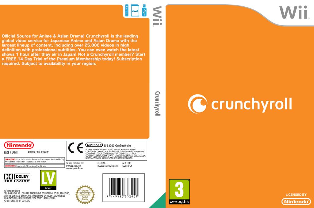 Crunchyroll Wii coverfullHQ (HC4P)