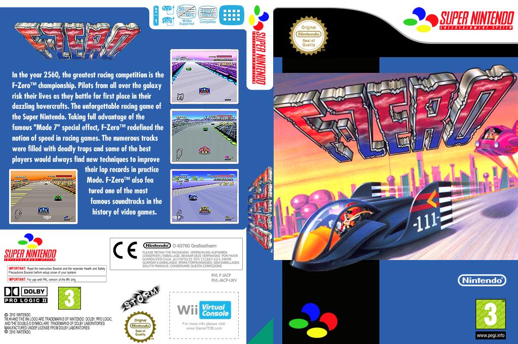 F-Zero Wii coverfullHQ (JACP)