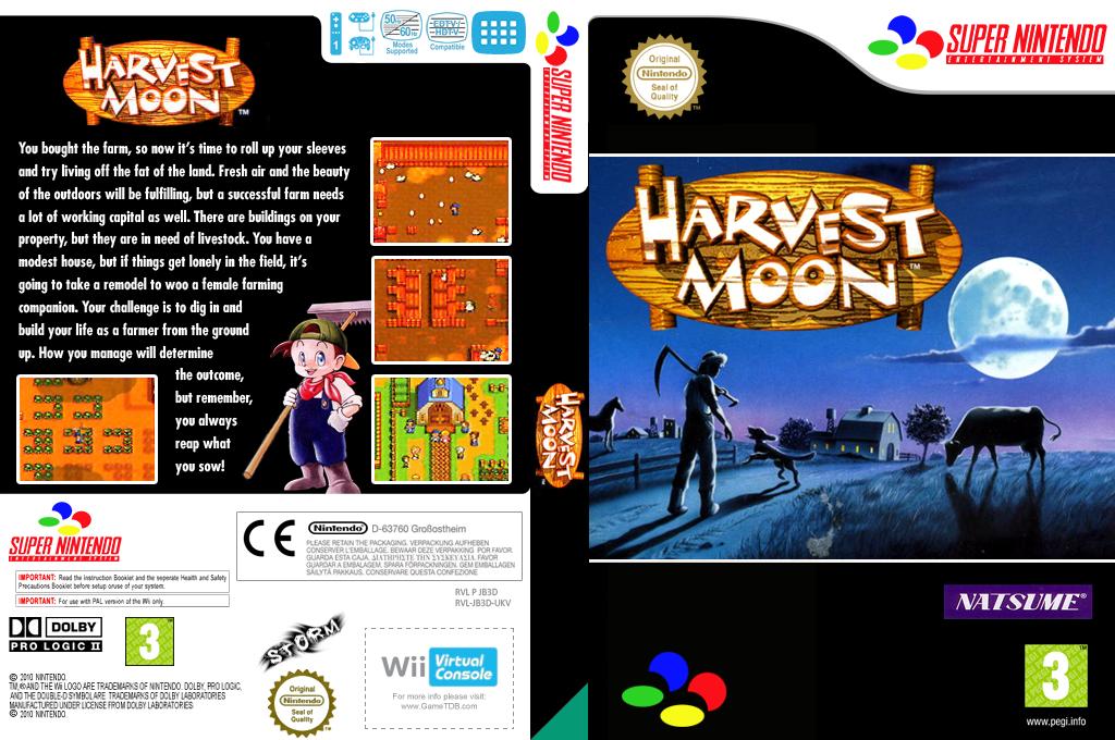 Harvest Moon Wii coverfullHQ (JB3D)