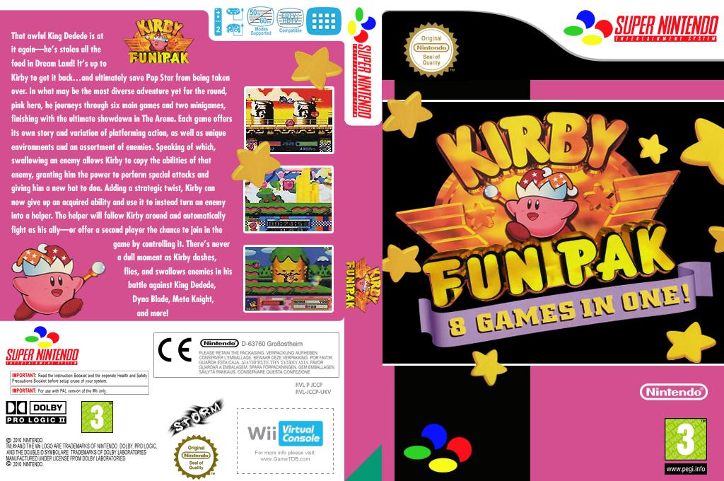 Kirby's Fun Pak Wii coverfullHQ (JCCP)