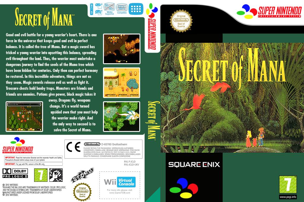 Secret of Mana Wii coverfullHQ (JCLD)