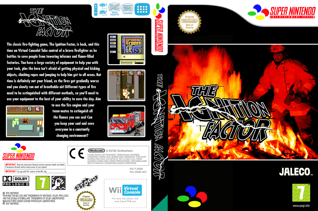 The Ignition Factor Wii coverfullHQ (JD6M)