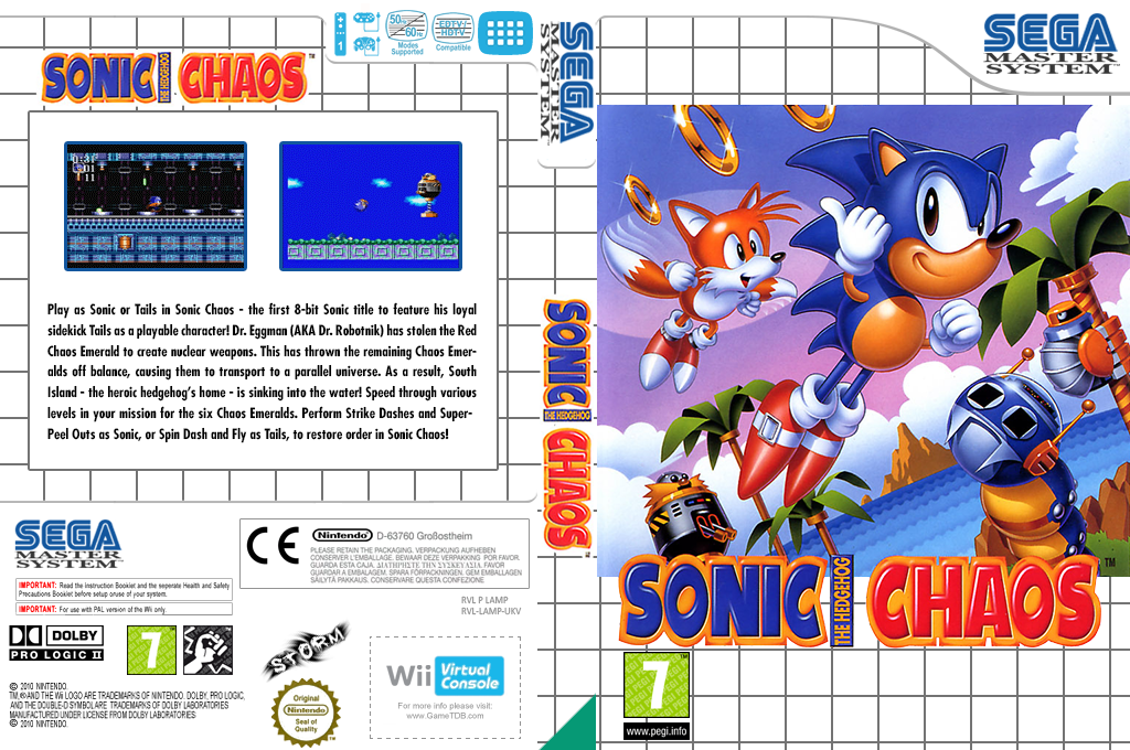 Sonic Chaos Wii coverfullHQ (LAMP)