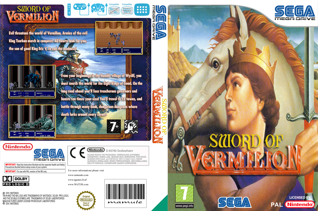 Sword of Vermilion Wii coverfullHQ (MAMP)