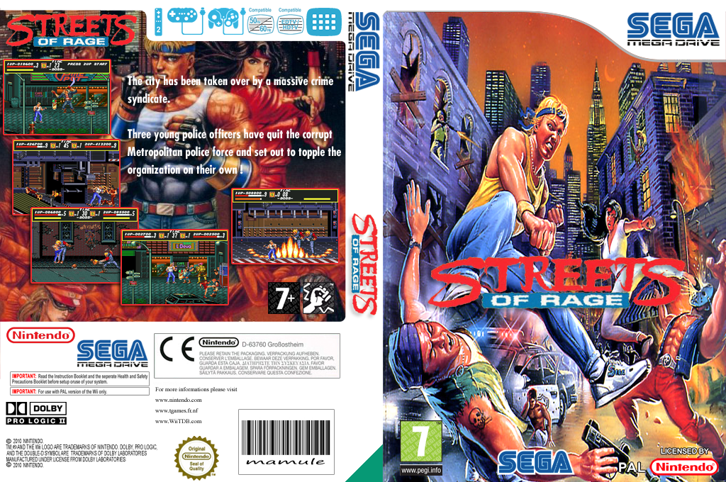 Streets of Rage Wii coverfullHQ (MAQP)