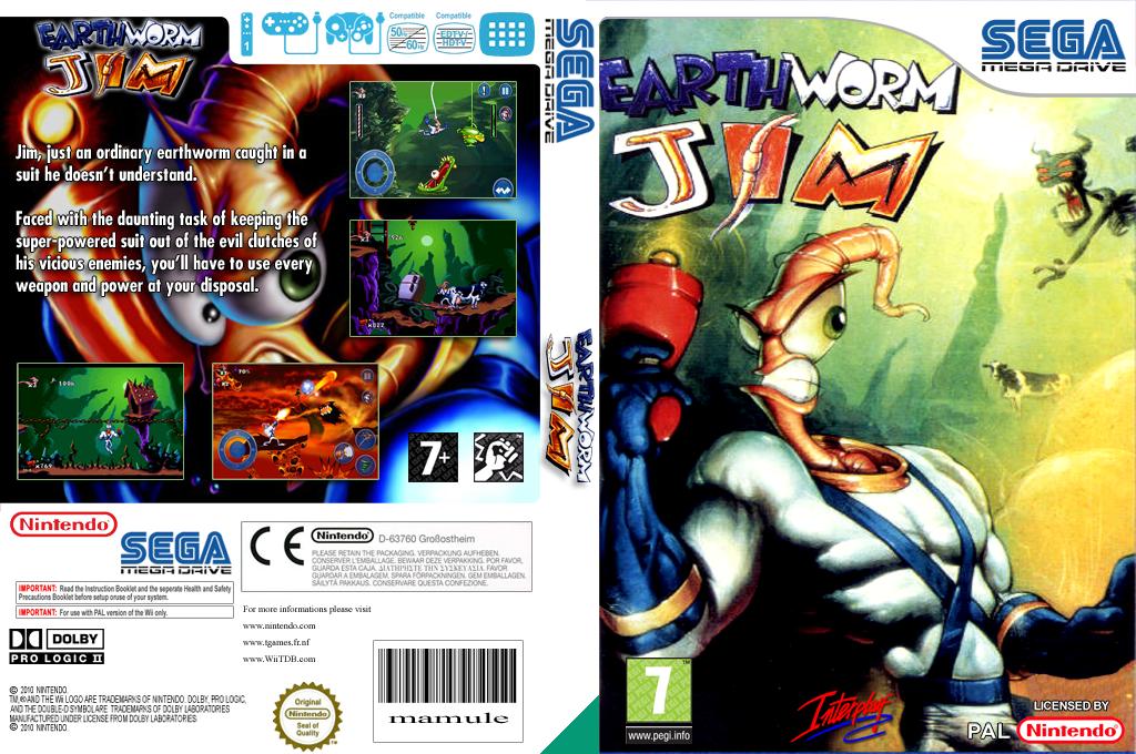 Earthworm Jim Wii coverfullHQ (MCPP)