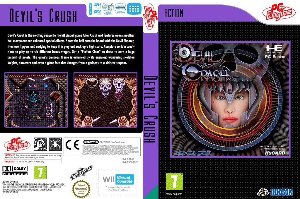 Devil's Crush Wii coverfullHQ (PB3P)