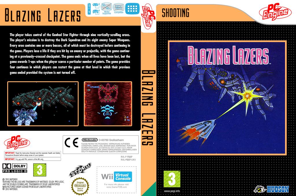 Blazing Lazers Wii coverfullHQ (PB8P)