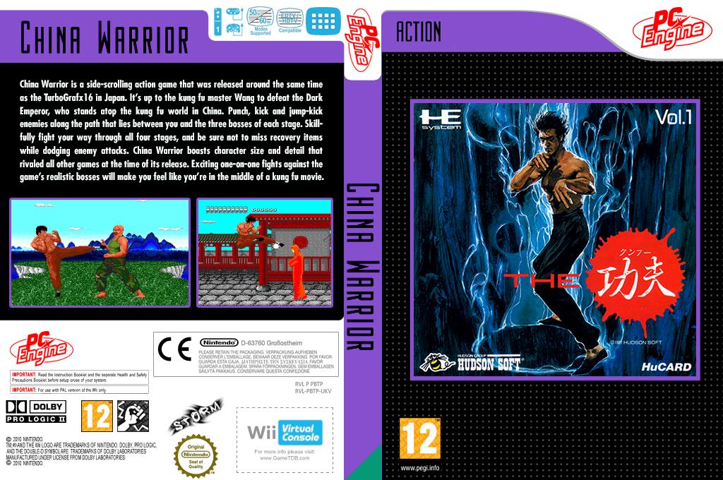China Warrior Wii coverfullHQ (PBTP)