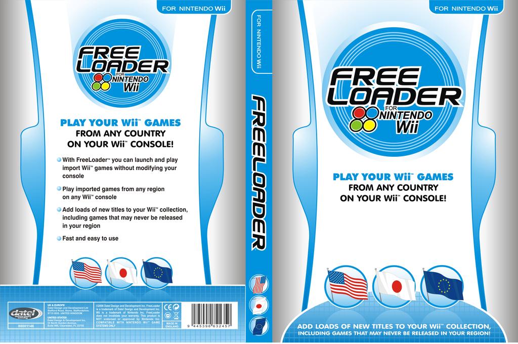 Wii Freeloader Wii coverfullHQ (RFLPWK)