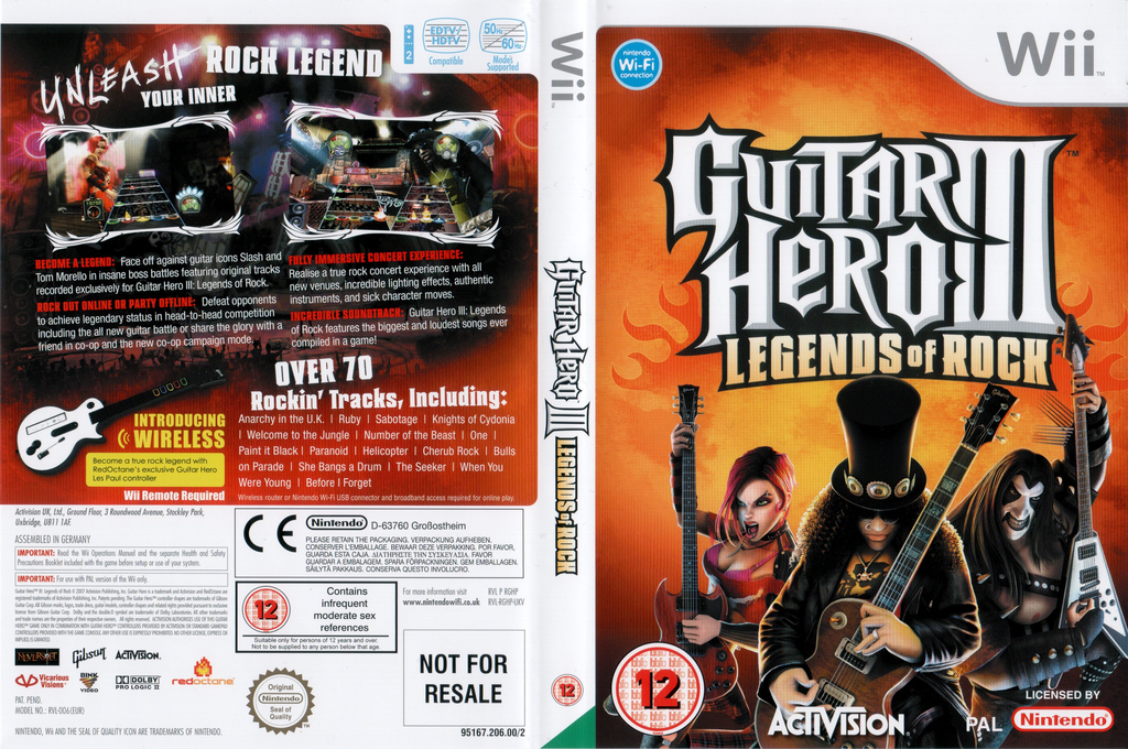 Guitar Hero III: Legends of Rock Wii coverfullHQ (RGHP52)