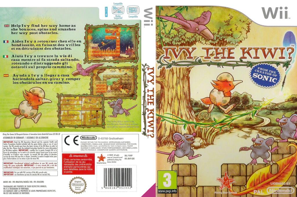 Ivy The Kiwi? Wii coverfullHQ (RIVP99)