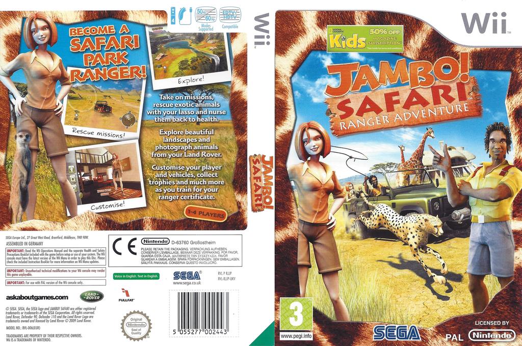 Jambo! Safari Wii coverfullHQ (RJJP8P)