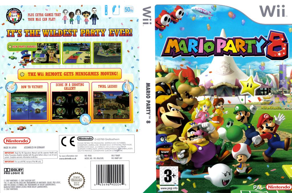 Rm8p01 Mario Party 8