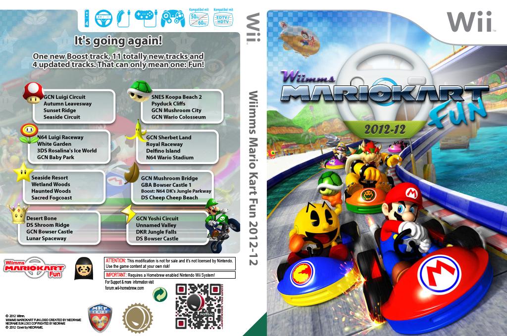 Wiimms MKW Fun 2012-12.pal Wii coverfullHQ (RMCP19)