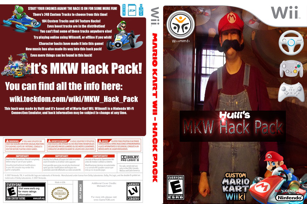 MKW Hack Pack Wii coverfullHQ (RMCP93)