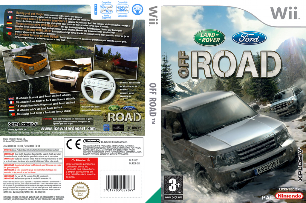 Off Road Wii coverfullHQ (RO2P7N)