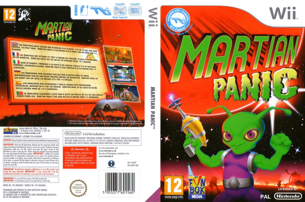 Martian Panic Wii coverfullHQ (RQ7PXT)