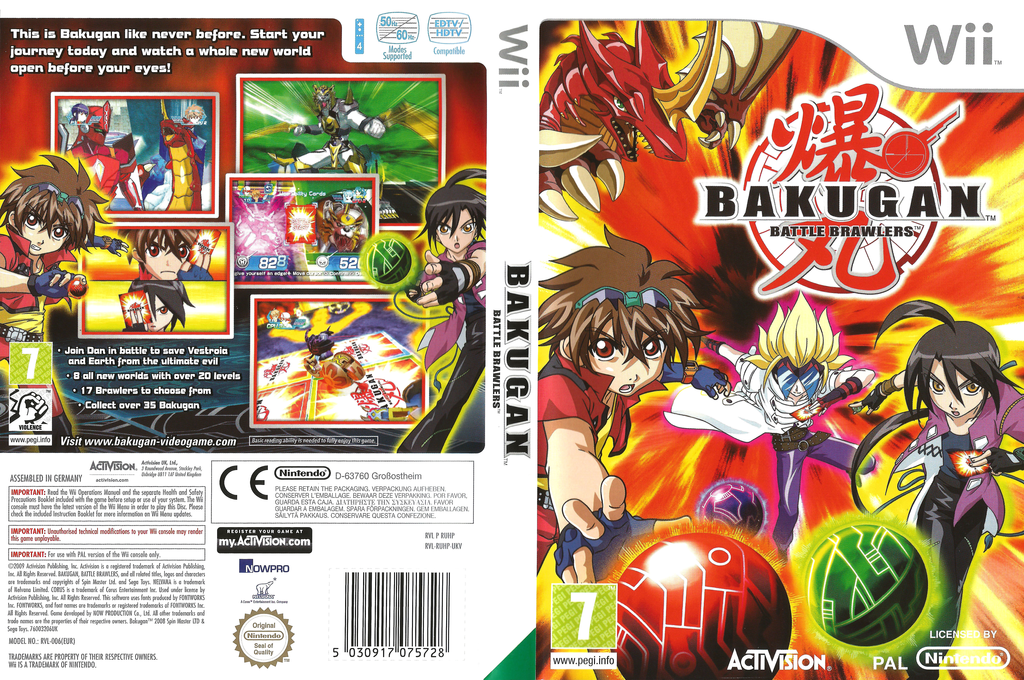 Bakugan Battle Brawlers Wii coverfullHQ (RUHP52)