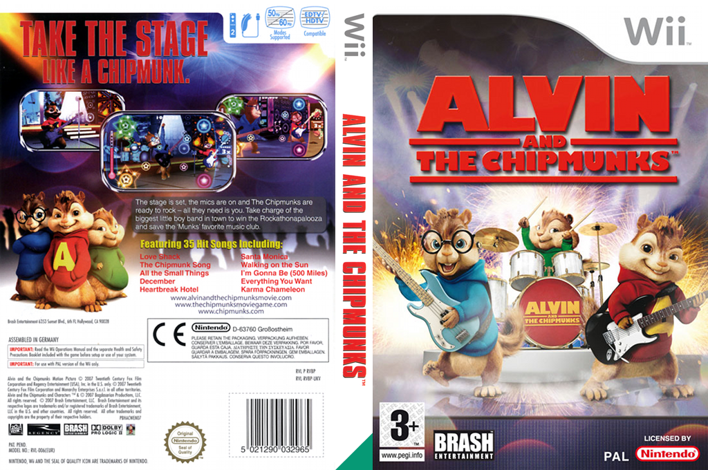 Alvin and the Chipmunks Wii coverfullHQ (RVBPRS)