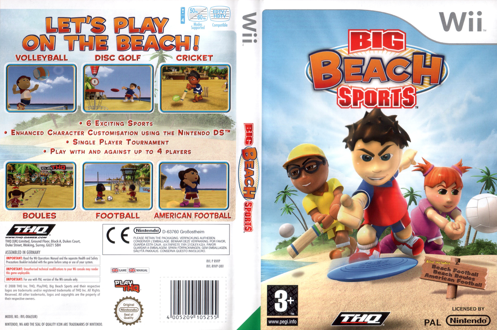Big Beach Sports Wii coverfullHQ (RVVP78)