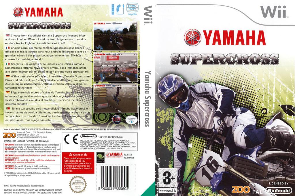 Yamaha Supercross Wii coverfullHQ (RYXP7J)