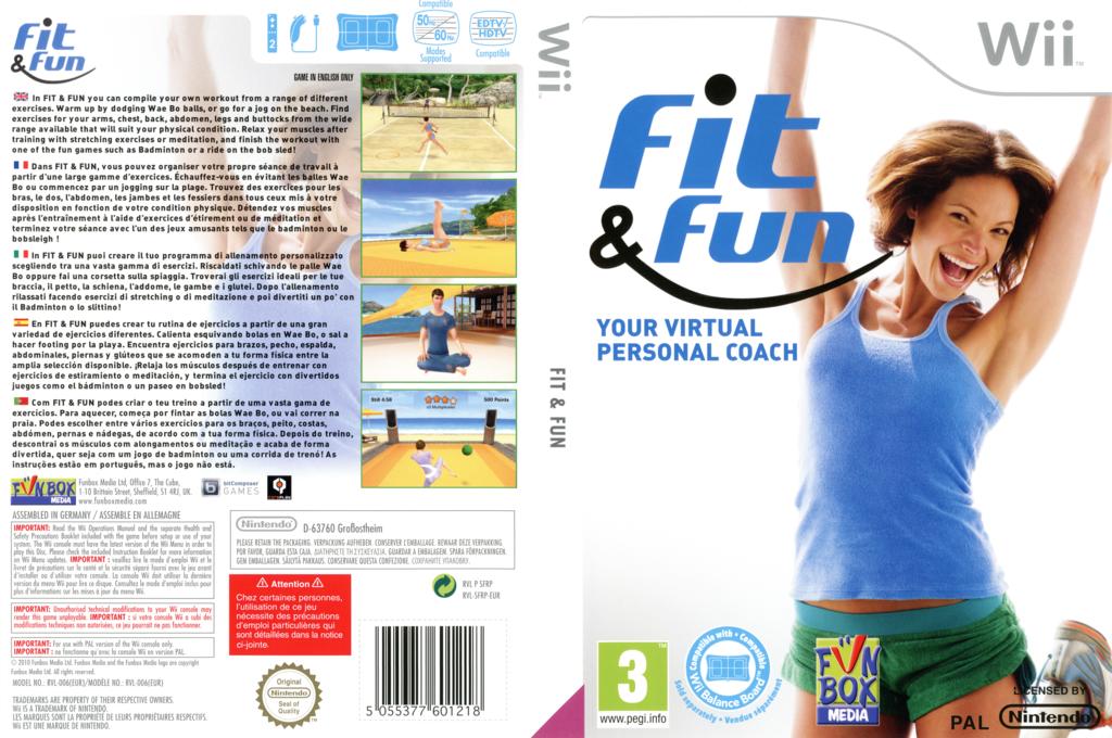 Fit & Fun Wii coverfullHQ (SFRPXT)