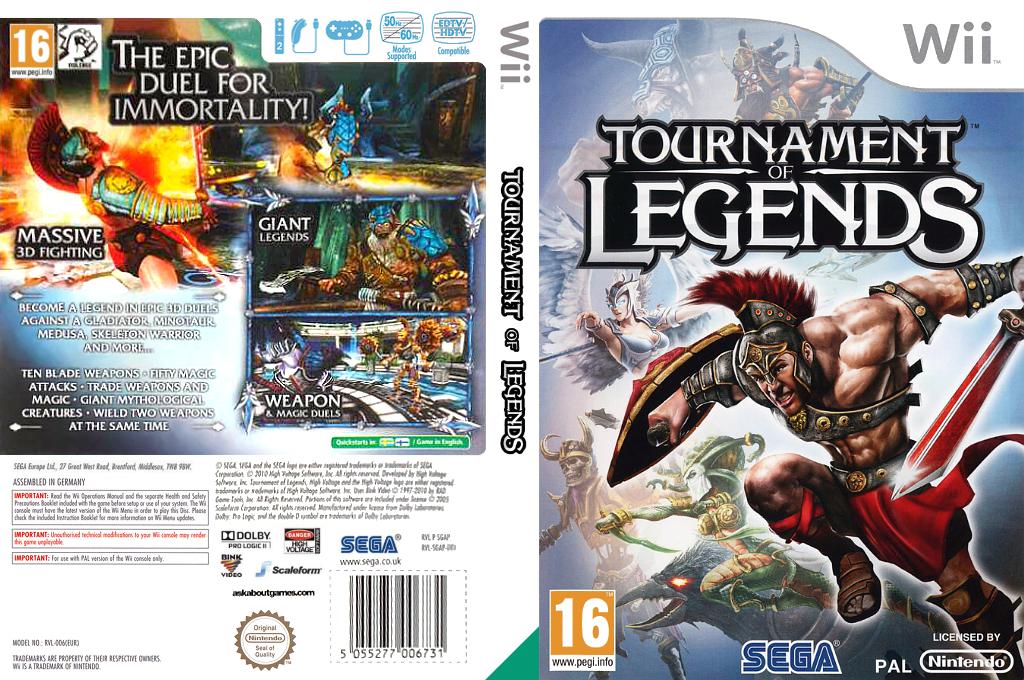 Tournament of Legends Wii coverfullHQ (SGAP8P)