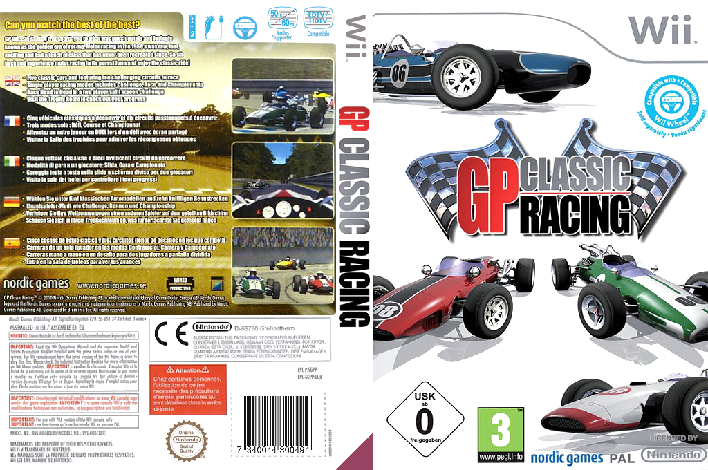 GP Classic Racing Wii coverfullHQ (SGPPNG)