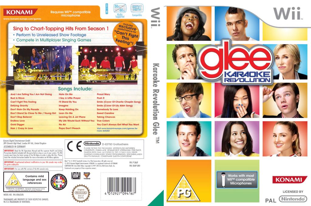 Karaoke Revolution Glee Wii coverfullHQ (SKAPA4)