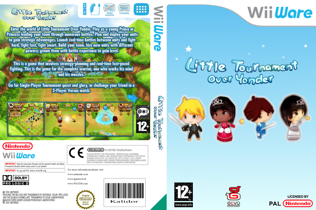 Little Tournament Over Yonder Wii coverfullHQ (WLLP)