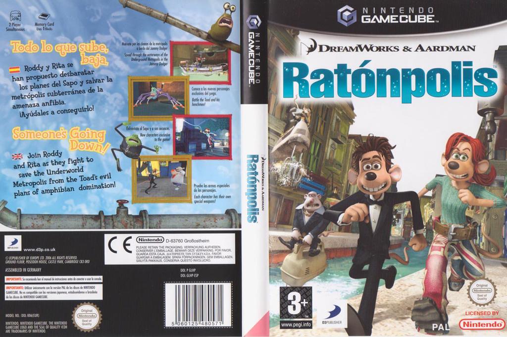 Ratónpolis Wii coverfullHQ (GLHPG9)