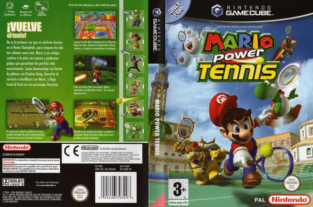 Mario Power Tennis Wii coverfullHQ (GOMP01)