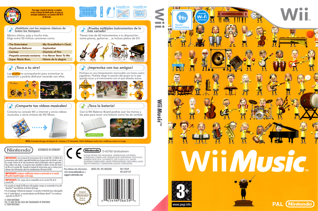 Wii Music Wii coverfullHQ (R64P01)