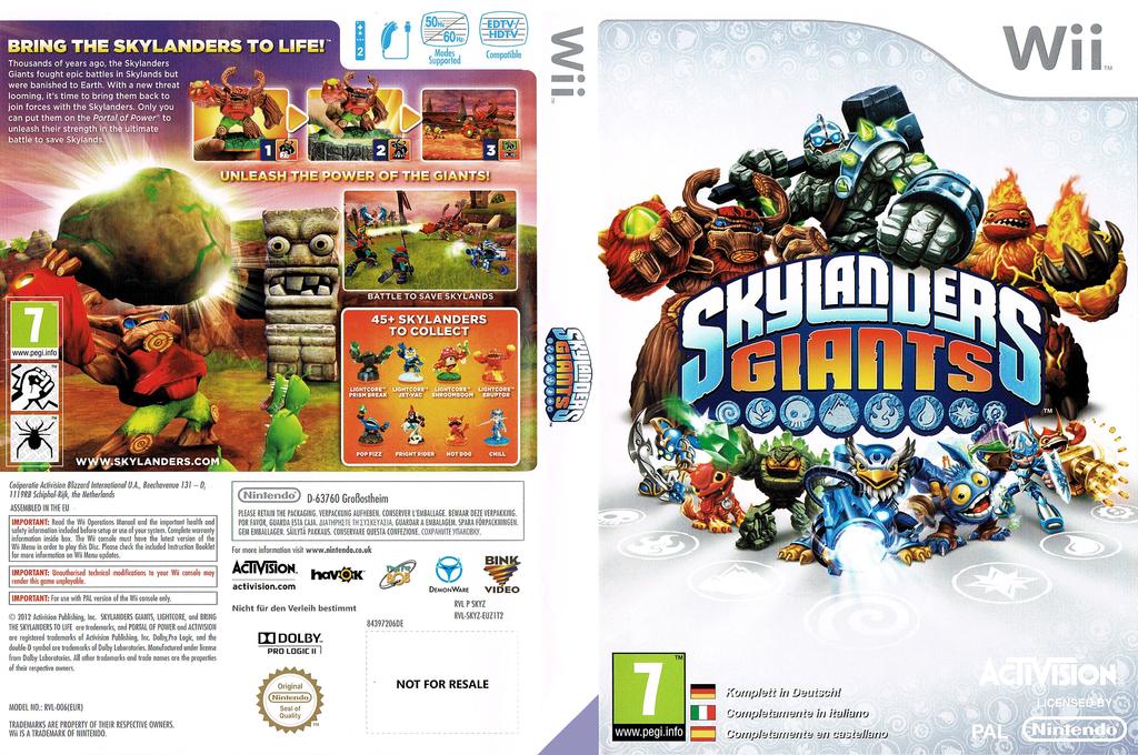 Wii coverfullHQ (SKYZ52)
