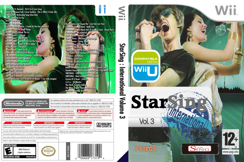 Wii coverfullHQ (CSRP00)