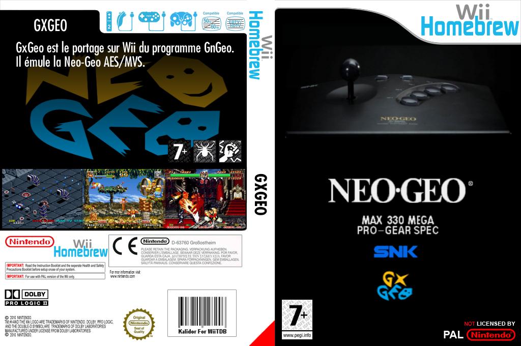 GxGeo Wii coverfullHQ (DGXA)