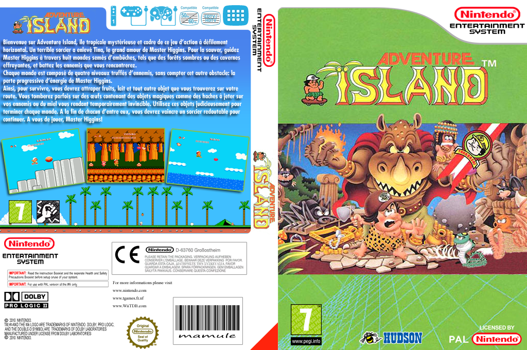 Adventure Island Wii coverfullHQ (FCRP)
