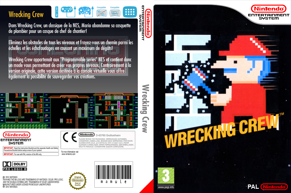 Wrecking Crew Wii coverfullHQ (FCVP)