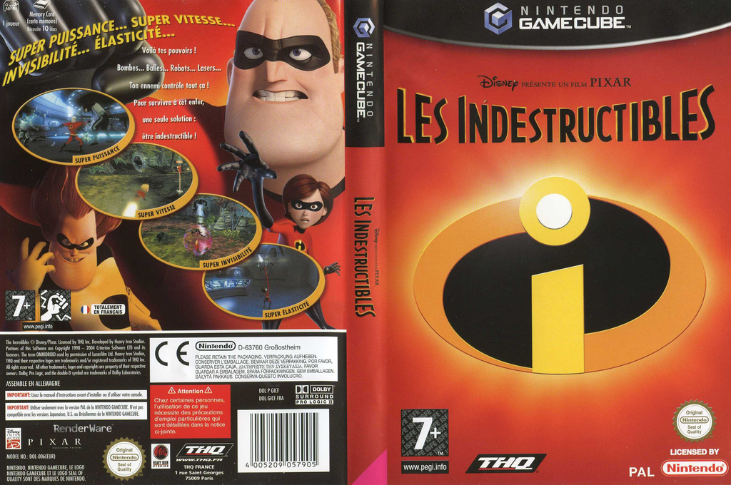 Les Indestructibles Wii coverfullHQ (GICF78)