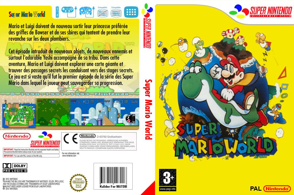 Super Mario World Wii coverfullHQ (JAAP)