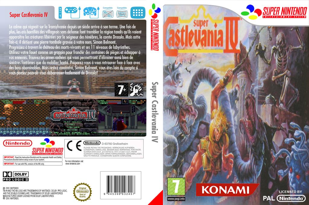 Super Castlevania IV Wii coverfullHQ (JAIP)