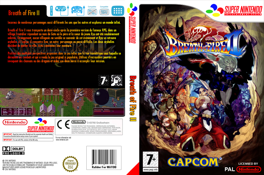 Breath of Fire II Wii coverfullHQ (JBKP)