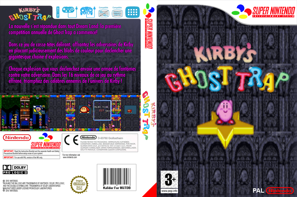 Kirby's Ghost Trap Wii coverfullHQ (JBQP)