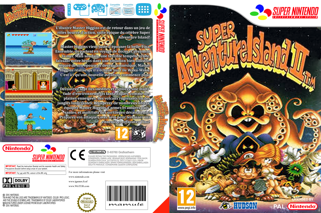 Super Adventure Island II Wii coverfullHQ (JD8P)