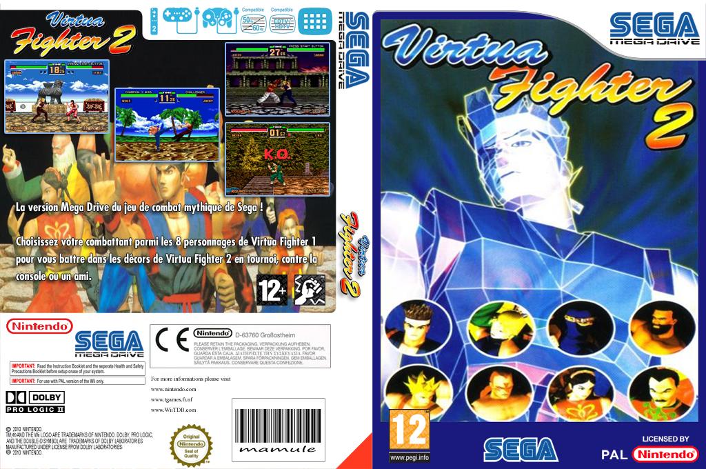 Virtua Fighter 2 Wii coverfullHQ (MAWP)