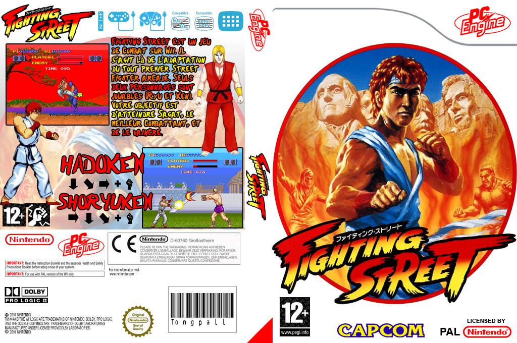 Fighting Street Wii coverfullHQ (QBBP)