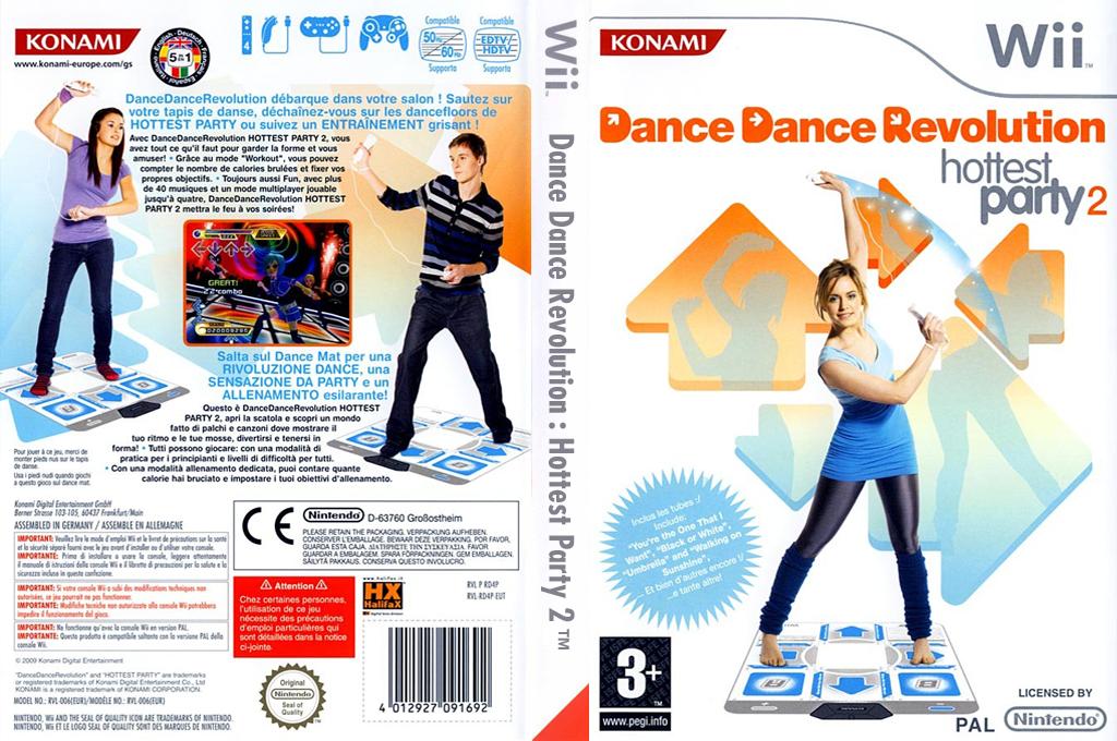 Rd4pa4 Dance Dance Revolution Hottest Party 2