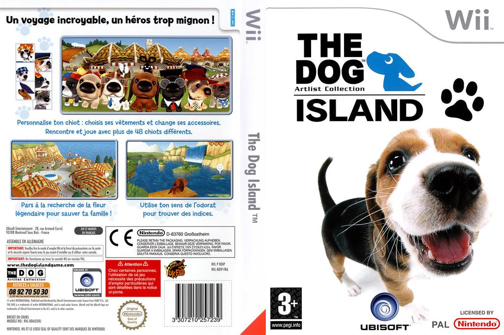 The Dog Island Wii coverfullHQ (RDIP41)