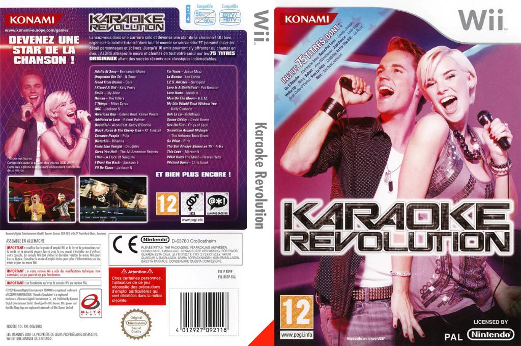 Karaoke Revolution Wii coverfullHQ (RK9PA4)